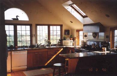 Polpis, Nantucket Nantucket vacation rental - Kitchen, bar, dining area