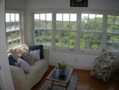 Polpis, Nantucket Nantucket vacation rental - Sunroom screened in porch