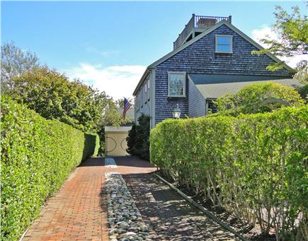 Nantucket town Nantucket vacation rental - Home exterior