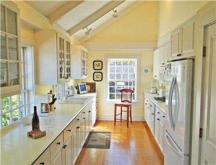 Nantucket town Nantucket vacation rental - Large kitchen