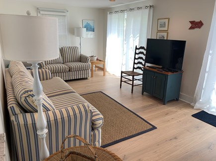 Brant Point Nantucket vacation rental - First floor den/with bedroom and bathroom