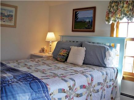 Nantucket town Nantucket vacation rental - Bedroom-second floor queen