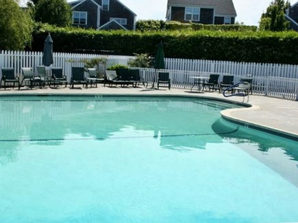 Mid-island, Naushop Nantucket vacation rental - Heated Pool! Toddler Wading Pool!