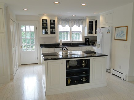 Mid-island, Naushop Nantucket vacation rental - Spacious modern kitchen