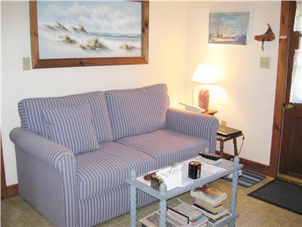 Nantucket town, Historic district in-town Nantucket vacation rental - Sleep sofa