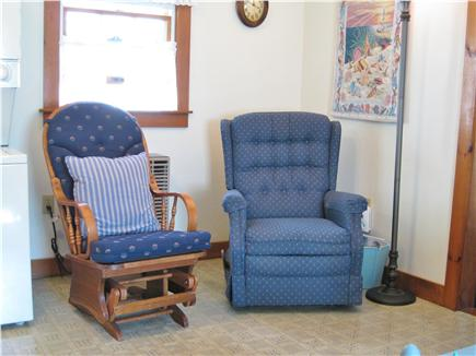 Nantucket town, Historic district in-town Nantucket vacation rental - Sitting area
