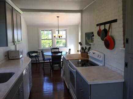 Madaket Nantucket vacation rental - Kitchen