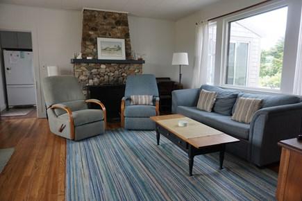 Madaket Nantucket vacation rental - Living room