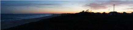 Surfside Nantucket Nantucket vacation rental - Beautiful panoramic view at sunset