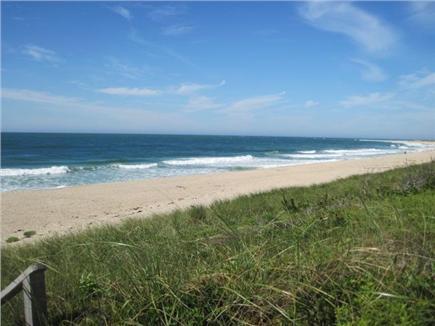 Surfside Nantucket Nantucket vacation rental - Ocean view looking west