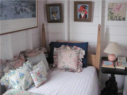 Surfside Nantucket Nantucket vacation rental - Cozy bedroom with a twin bed