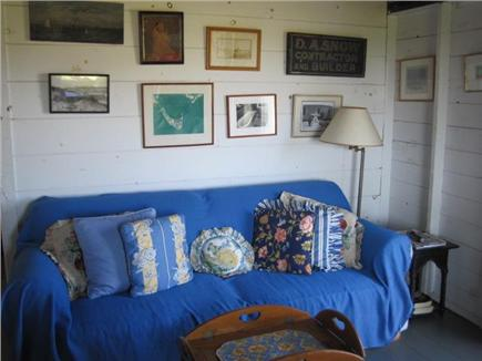 Surfside Nantucket Nantucket vacation rental - Charming, comfortable living room to relax and unwind