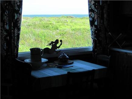 Surfside Nantucket Nantucket vacation rental - Dining area with ocean views