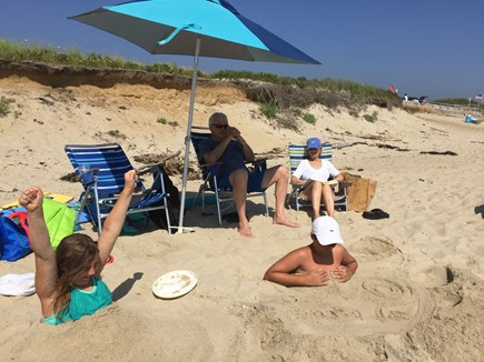 Madaket Nantucket vacation rental - Family fun in the sun at Madaket Beach :) short walk or bike away