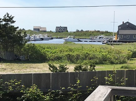 Madaket Nantucket vacation rental - Hither Creek and ocean view from our deck...so much to enjoy!