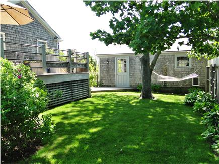 Madaket Nantucket vacation rental - Rest and play before and after you visit Madaket Beach