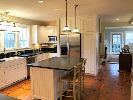Tom Nevers / 'Sconset Nantucket vacation rental - Kitchen