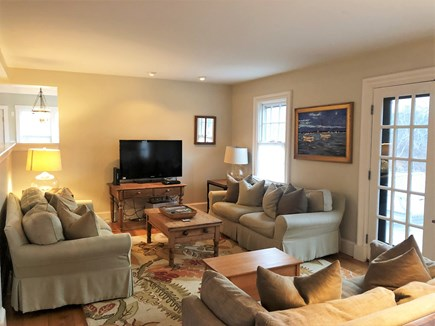 Tom Nevers / 'Sconset Nantucket vacation rental - Living Room