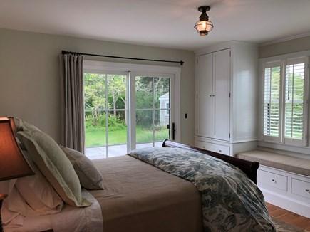 Tom Nevers / 'Sconset Nantucket vacation rental - First floor bedroom w/ en-suite bath and queen bed