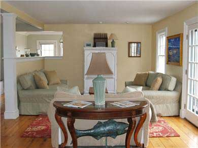 Tom Nevers / 'Sconset Nantucket vacation rental - Tasteful furnishings throughout the home
