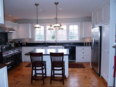 Tom Nevers / 'Sconset Nantucket vacation rental - Beautiful custom kitchen w/ granite counters