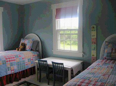Tom Nevers / 'Sconset Nantucket vacation rental - First Floor Twin Bedroom