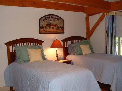 Tom Nevers, Nantucket Nantucket vacation rental - Twin Bedroom