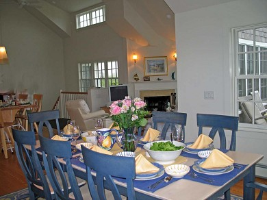Tom Nevers - Madequecham Nantucket vacation rental - Open floor plan - great for entertaining family and friends
