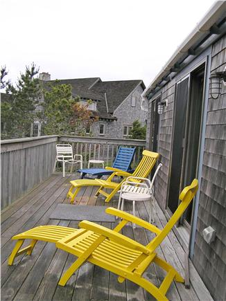 Madaket / Nantucket Nantucket vacation rental - Deck