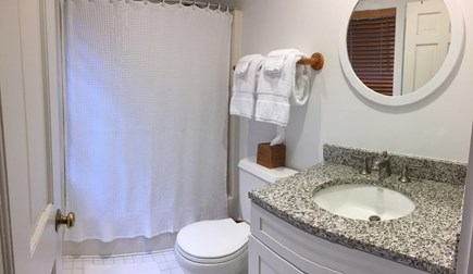Cisco - Miacomet, Miacomet - Golf/Pond Area Nantucket vacation rental - Master bath has plenty of natural light