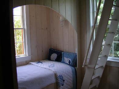 Nantucket Town Nantucket vacation rental - Smaller Bedroom