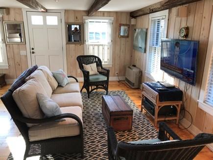 Nantucket Town Nantucket vacation rental - Spacious living room with flat screen TV