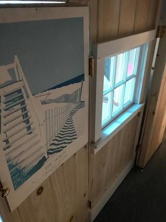 Nantucket Town Nantucket vacation rental - Twin loft door