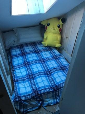 Nantucket Town Nantucket vacation rental - Twin loft mattress