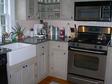 Nantucket Town Nantucket vacation rental - Kitchen with granite counters