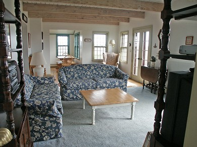 Tom Nevers Nantucket vacation rental - Livingroom, 1st Floor