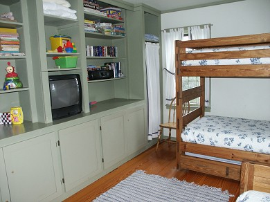 Tom Nevers Nantucket vacation rental - 1st Floor Bedroom, Bunkbeds, Bed with Trundle