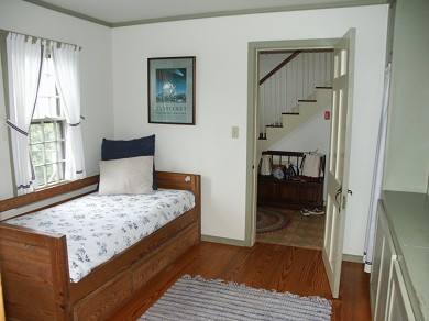 Tom Nevers Nantucket vacation rental - Bed with Trundle Bunkbeds