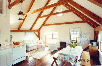 Dionis Nantucket vacation rental - Top floor Rainbow Moors