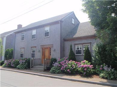 Nantucket town Nantucket vacation rental - Front 10 Vestal St.