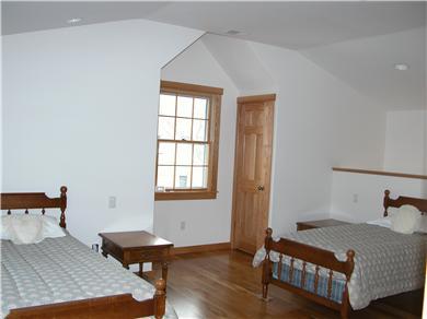 Nantucket town Nantucket vacation rental - #4 Twin bedroom