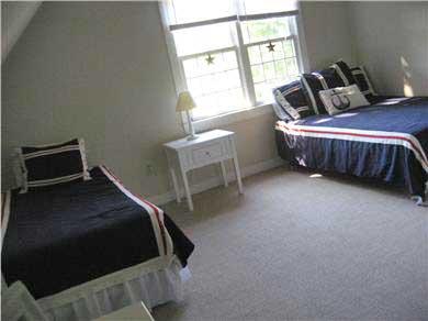 Mid-island, Naushop Nantucket vacation rental - Bedroom 3