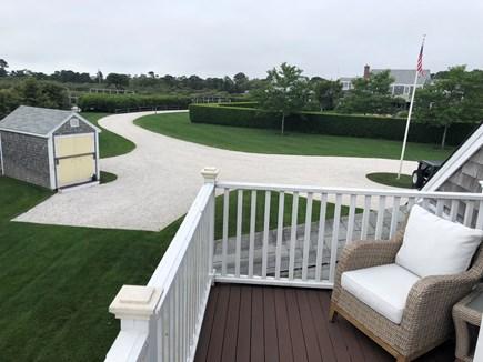 Tom Nevers, Nantucket Nantucket vacation rental - Master Bedroom Balcony