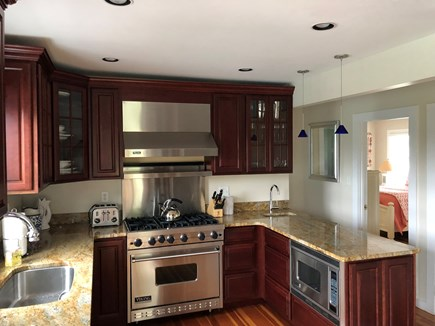 Tom Nevers, Nantucket Nantucket vacation rental - Kitchen