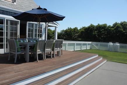 Tom Nevers, Nantucket Nantucket vacation rental - Deck