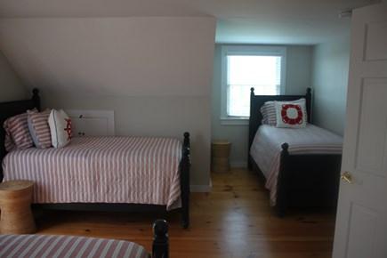Tom Nevers, Nantucket Nantucket vacation rental - Second Floor - Triple Twin Bedroom