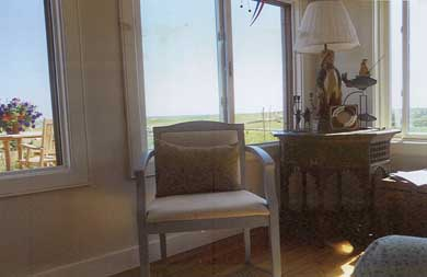 Surfside Nantucket Nantucket vacation rental - Enjoy spectacular water views from spacious sunporch
