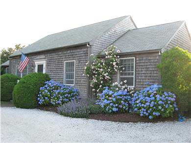 Mid-island, Nashaquisset Nantucket vacation rental - Mid-island Vacation Rental ID 9639