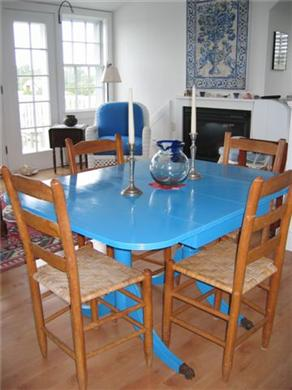 Quidnet Nantucket vacation rental - Dining Area